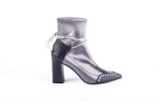 Load image into Gallery viewer, STAR Ankle Boot | Silver & Grey
