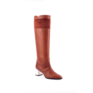MAPLE Boot | Papaya