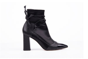 IRIS ANKLE BOOT BLACK by MB