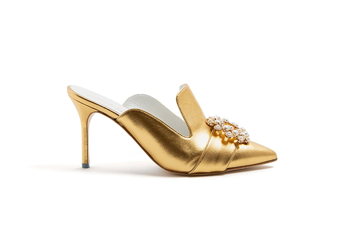 KATE Mule | Gold
