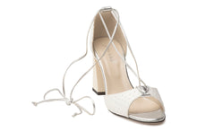 Load image into Gallery viewer, FLORA Sandal | Mint White