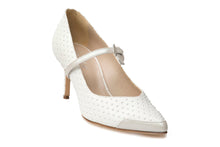 Load image into Gallery viewer, DAISY Pump | Mint White