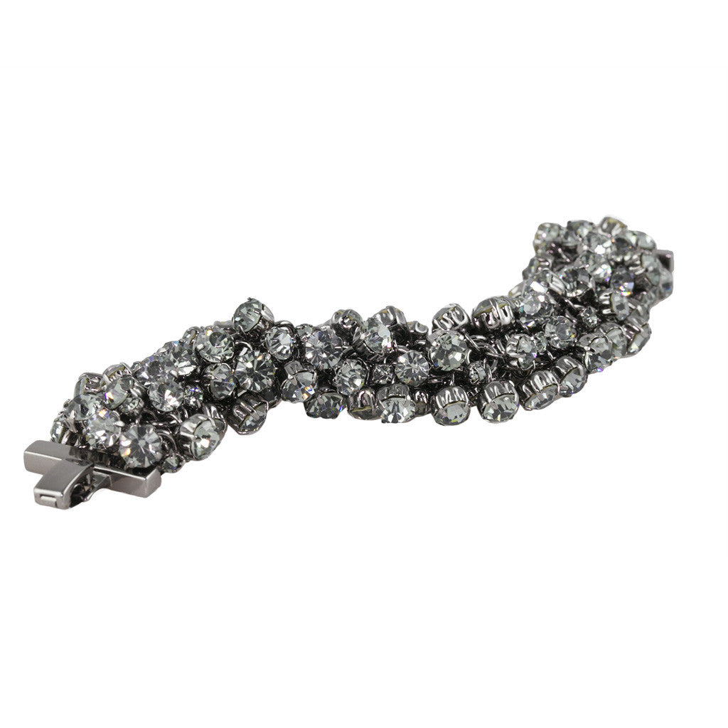 Crystal Statement Bracelet - Bon Flare Ltd.