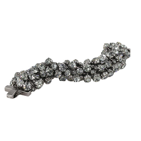 Crystal Statement Bracelet