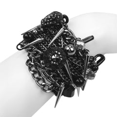 Spikey Chain Bracelet - Bon Flare Ltd.
