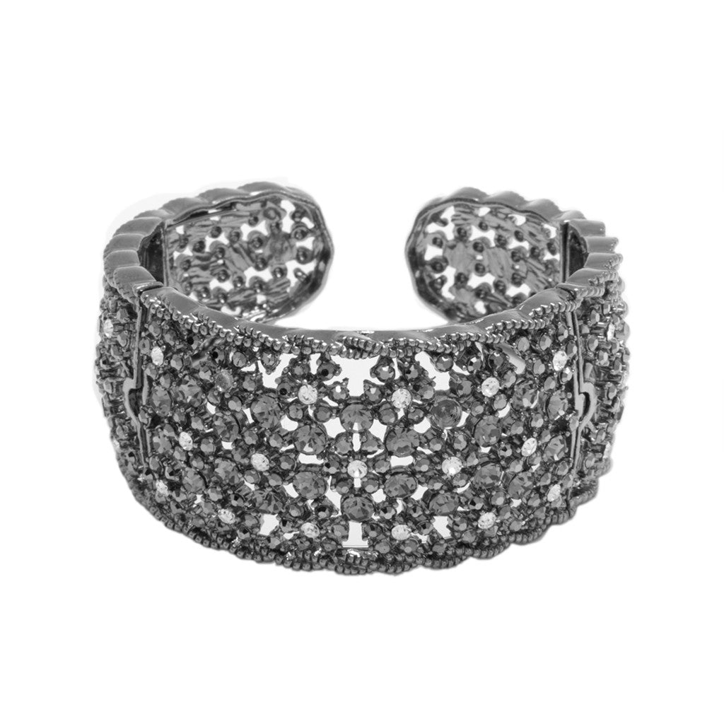 Crystal Cuff - Bon Flare Ltd.