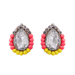 Teardrop Fashion Earrings - Bon Flare Ltd.