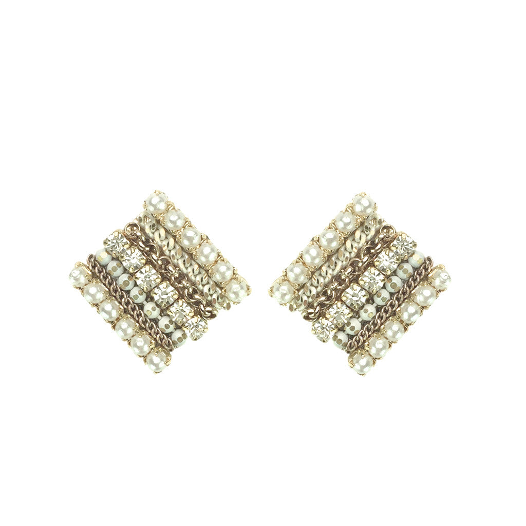 Nora Earrings - Bon Flare Ltd.