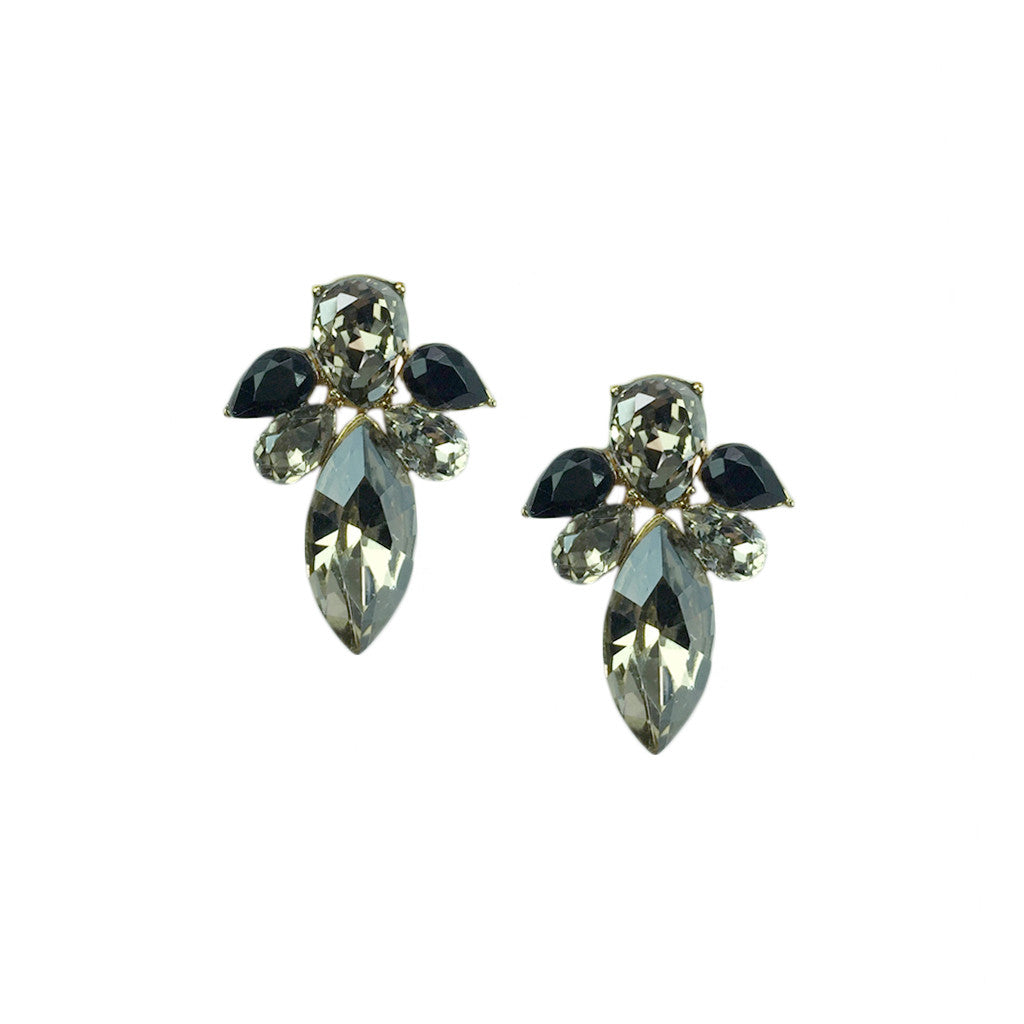 Madeline Earrings - Bon Flare Ltd.