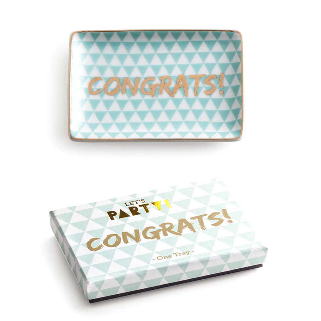 Let'S Party Tray Congrats! - Bon Flare Ltd.