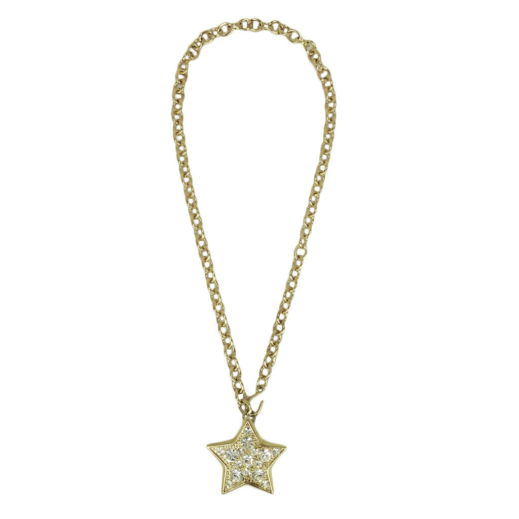 Sparkle Star Pendant Necklace - Bon Flare Ltd.