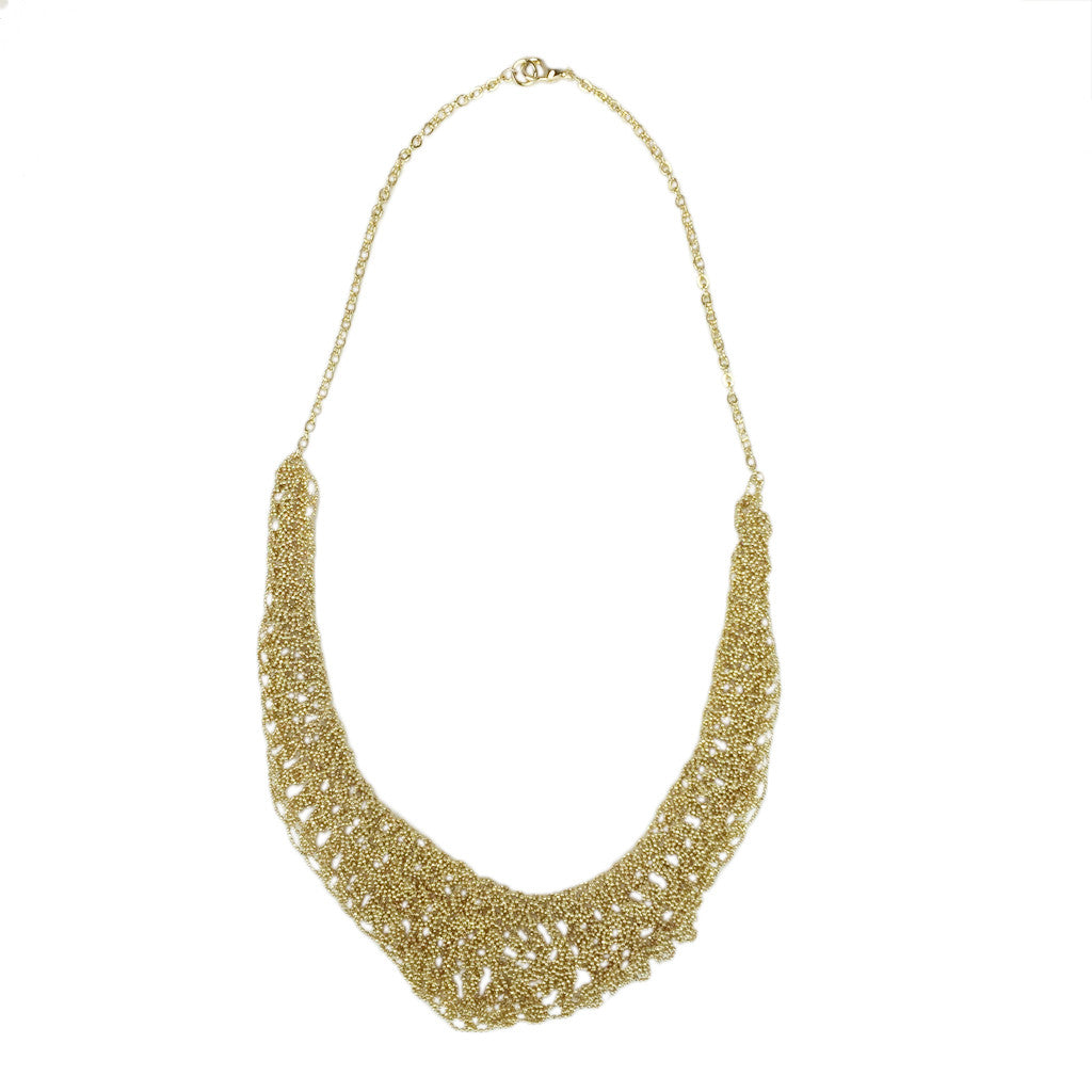 Mesh Necklace - Bon Flare Ltd.