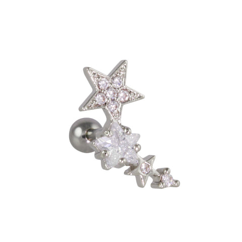 Star Shower Curved Piercing-Right