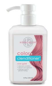 KeraChroma - Keracolor Color & Clenditioner - Rose Gold 355mL