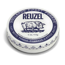 Load image into Gallery viewer, Reuzel Pomade Clay Matte