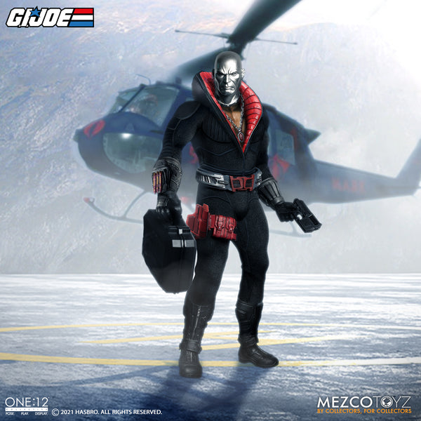 G.I. Joe Destro One:12 Collective Figure
