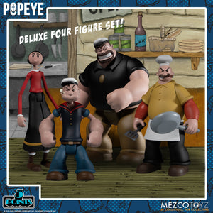 5 Points Popeye Deluxe Boxed Set