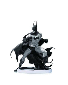 DC COLLECTIBLES BATMAN BLACK & WHITE BATMAN BY TIM SALE SECOND EDITION STATUE