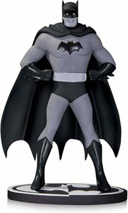 DC COLLECTIBLES BATMAN BLACK AND WHITE STATUE BY DICK SPRANG