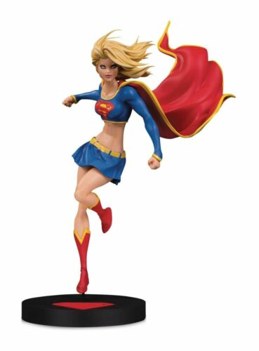 DC COLLECTIBLES DESIGNERS SERIES SUPERGIRL STATUE MICHAEL TURNER 0052 OF 5000