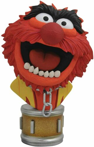 LEGENDS IN 3 DIMENSIONS MUPPETS ANIMAL 1/2 SCALE RESIN BUST
