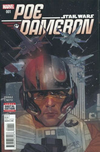 MARVEL STAR WARS POE DAMERON #1-31 & ANNUALS #1-2 COMPLETE SET