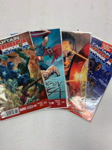 MARVEL NOW CAPTAIN AMERICA 1-25 COMPLETE SET 2013