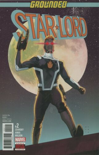 MARVEL STAR LORD (2016) #1-8 & STAR LORD GROUNDED #1-6 & ANNUAL #1 COMPLETE SET