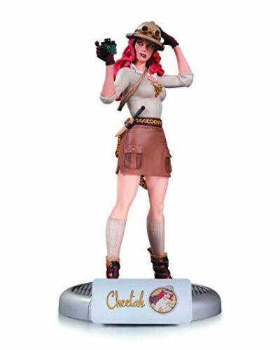 DC COLLECTIBLES DC BOMBSHELLS CHEETAH STATUE