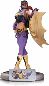 DC COLLECTIBLES DC COMICS BOMBSHELLS BATGIRL STATUE NUMBERED LIMITED EDITION