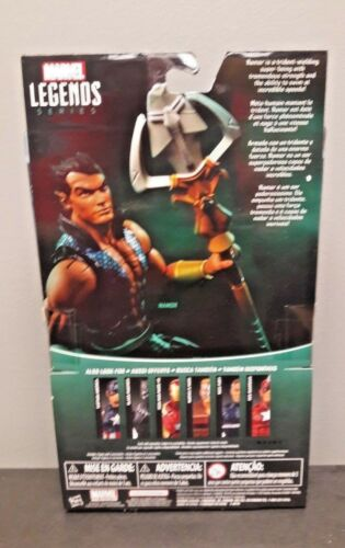 MARVEL LEGENDS SERIES NAMOR THE SUB-MARINER ACTION FIGURE HASBRO FANTASTIC FOUR