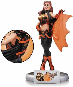 DC COLLECTIBLES DC COMICS BOMBSHELLS HALLOWEEN BATGIRL STATUE NUMBERED LIMITED