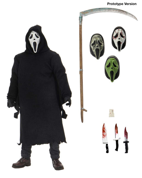 NECA Ultimate Ghostface 7 inch scale action figure