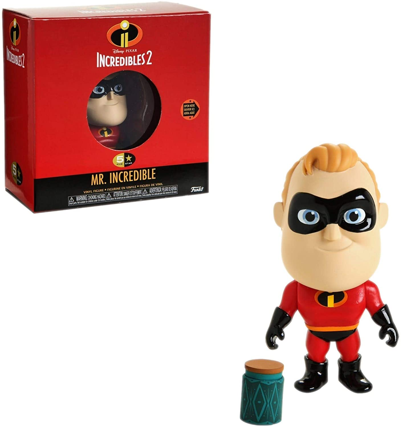 Five Star Incredibles 2 Mr. Incredible