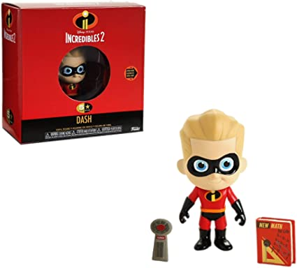 Five Star Incredibles 2 Dash