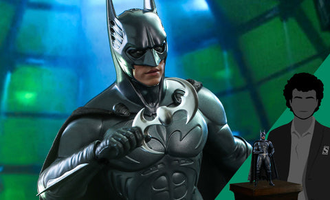 Batman (Sonar Suit) Sixth Scale Figure