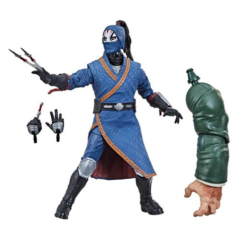 Shang-Chi Marvel Legends Death Dealer 6-Inch Action Figure