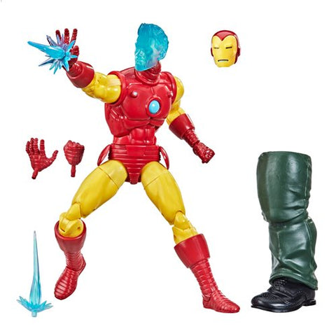 Shang-Chi Marvel Legends Iron Man Tony Stark (A.I.) 6-Inch Action Figure