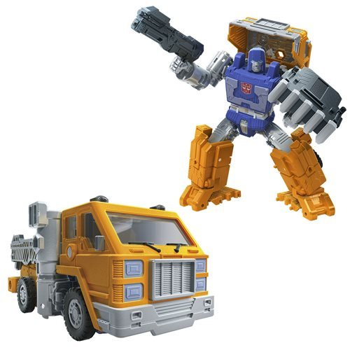Transformers War for Cybertron Kingdom Deluxe Huffer