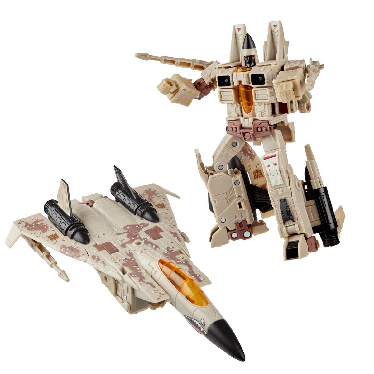 Transformers Generations Selects Voyager Sandstorm