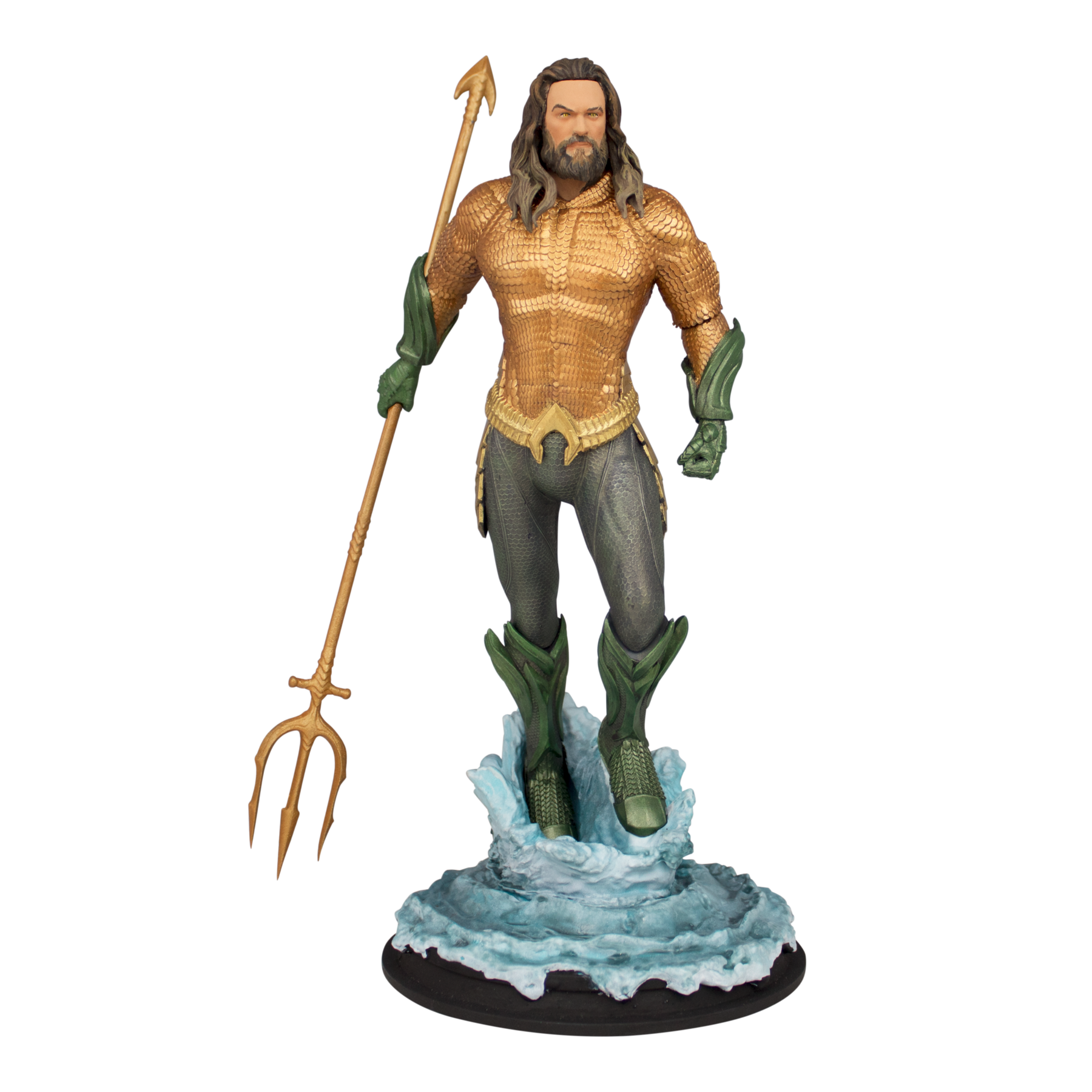 Aquaman Movie Icon Heroes Statue