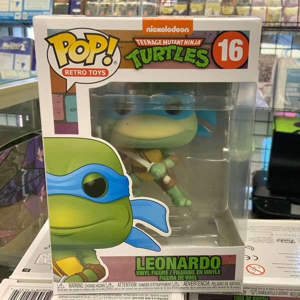 Pop Teenage Mutant Ninja Turtles Leonardo #16