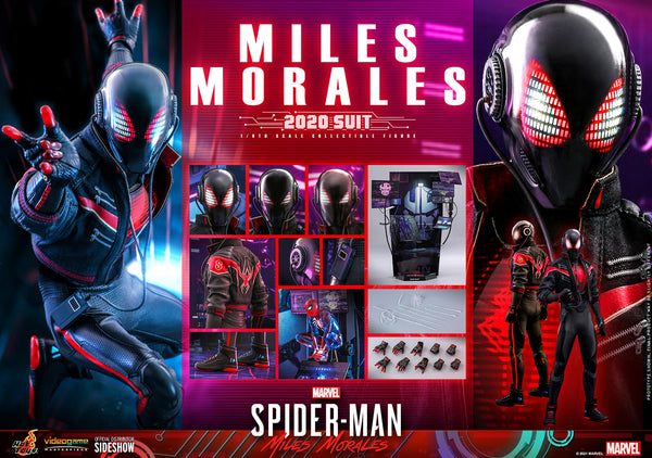 Marvel Miles Morales (2020 Suit) Sixth Scale Figure
