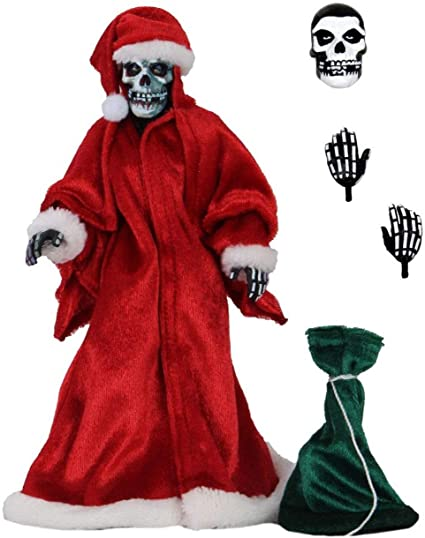 Misfits Holiday Fiend 8 inch clothed figure
