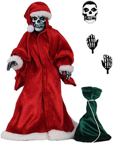 NECA Misfits Holiday Fiend 8 inch clothed figure