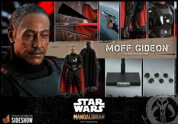 Hot Toys Moff Gideon the Mandalorian sixth scale figure