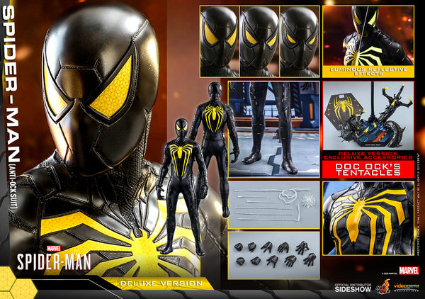 Spider-Man (Anti-Ock Suit) Deluxe Sixth Scale Figure