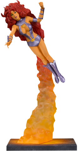 Starfire New Teen Titans DC Collectibles statue