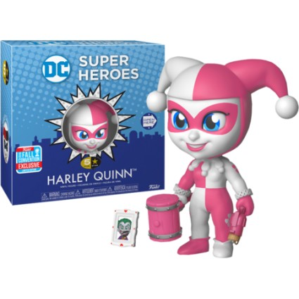 Five Star Harley Quinn 2018 Convention Exclusive