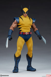 Sideshow Wolverine Sixth Scale Figure (Classic Yellow and Blue)